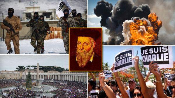Co předpověděl Nostradamus