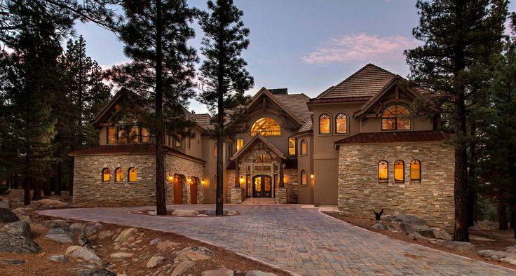 Love This Mini Mansion Dream Home Pinterest Mansions