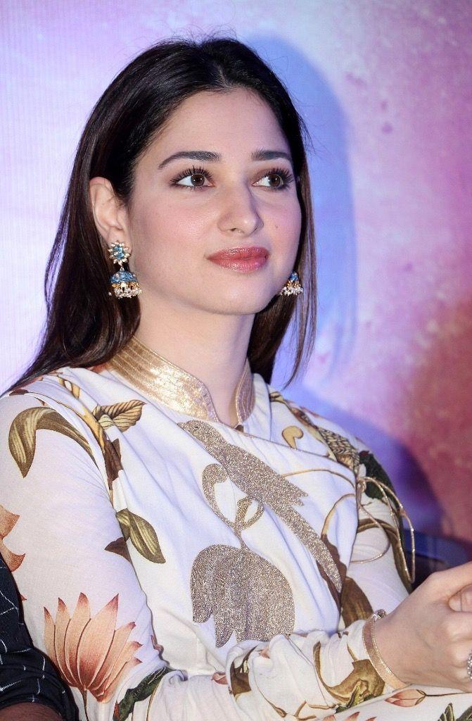 """Tamanna Bhatia At Film """"Baahubali 2: The Conclusion"""" Press Meet in Chennai"""