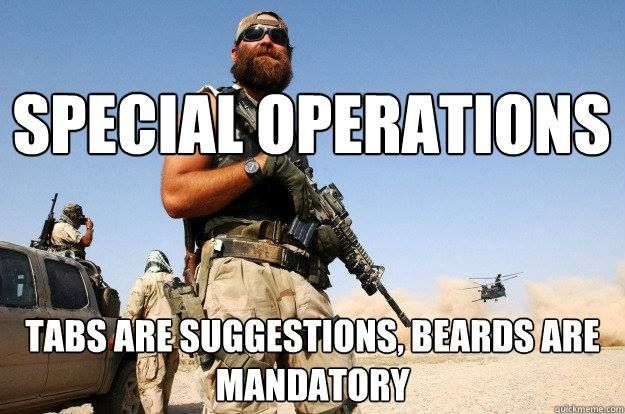 Combat Beards beard co...