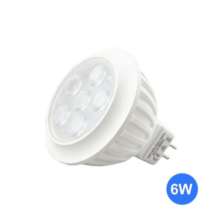 In-Lite Lampu LED Bohlam 6 Watt.  - Wattage : 6W - Voltage : 220V - 240V - Color : Cool Daylight / Warm White - Base : GU5,3 / GU10 - Dimmable : Non Dimmable - Life Span : Long Life up to 30.000 hours. - Harga untuk 1 Lampu.  http://in-lite.id/led-bulb/287-in-lite-lampu-led-bohlam-6-watt.html  #inlite #lampuled #bohlam #lampuhematenergi
