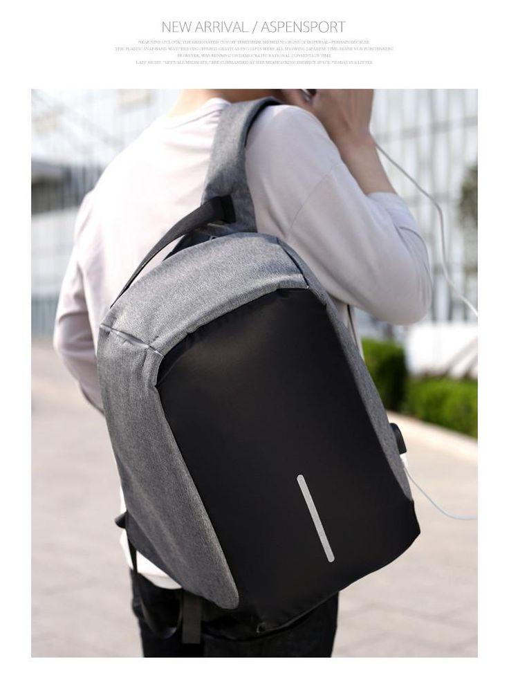 <b>Anti</b>-<b>theft USB Charging Backpack</b>   Надо купить   <b>Backpacks</b> ...