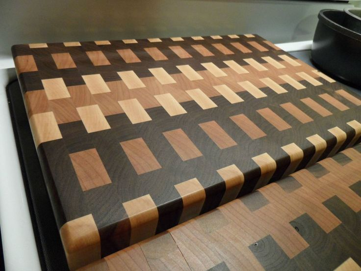 end grain cutting boards imgur diy pinterest end. Black Bedroom Furniture Sets. Home Design Ideas