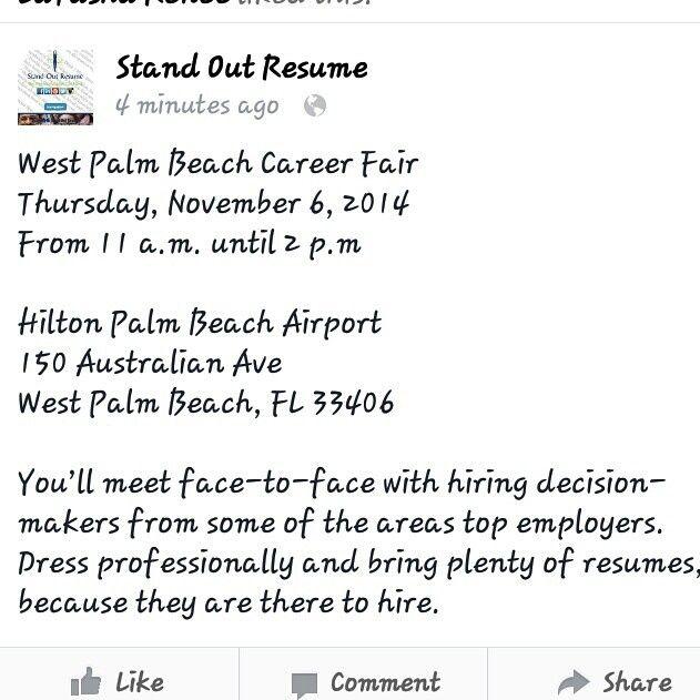Rn Job Fair West Palm Beach
