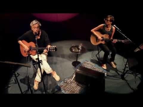 Caetano Veloso e Maria Gadú - Multishow Ao Vivo (DVD Completo)