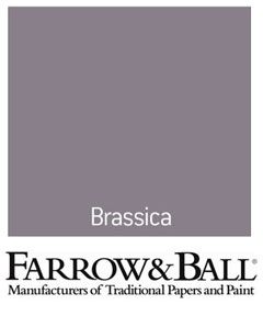 Farrow and Ball Estate Emulsion - No.271 Brassica: front door