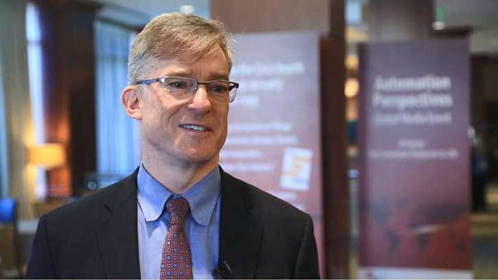Rockwell Automation CEO Discusses Future of Industrial Internet of Things - Blake Moret