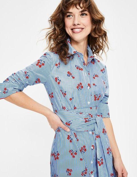 4cb872bc37 Modern Shirt Dress W0110 Day Dresses at Boden