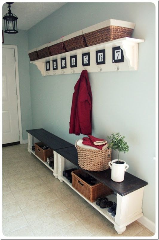 Coat Hanging Solutions 7 best garage images on pinterest | coat hooks, coat hanger and