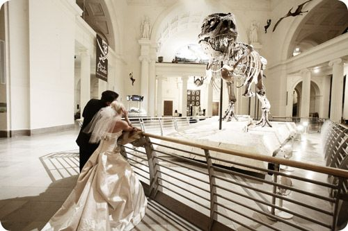 Why museums are increasing in popularity for brides and grooms celebrating their special day