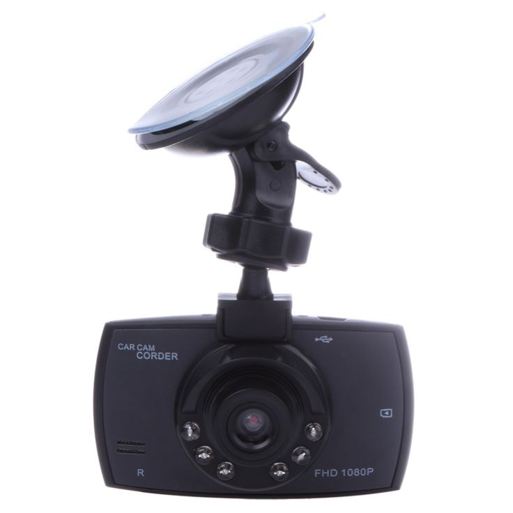 "2.4 ""G30 mobil Kamera Full HD 1080 P Mobil DVR Perekam Video 120 Gelar Wide Angle Motion Detection Night Vision G-sensor Dash Cam"