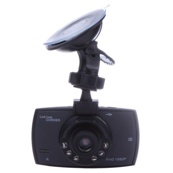 "2.4 ""G30 mobil Kamera Full HD 1080 P Mobil DVR Perekam Video 120 Gelar Wide Angle Motion Detection Night Vision G-sensor Dash Cam"