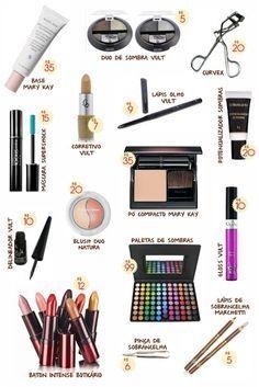 Como montar seu kit de maquiagem? - E aí, Beleza?