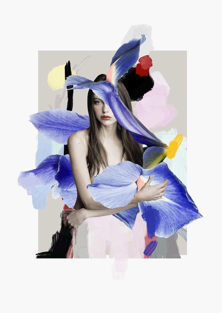 floral-mixed-media-collages-by-ernesto-artillo-1