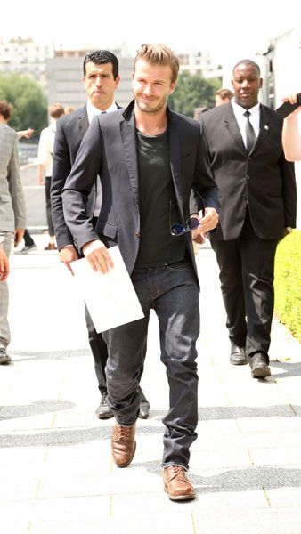 David Beckham Fashion Week 2013 Google Search David Beckham Pinterest David Beckham