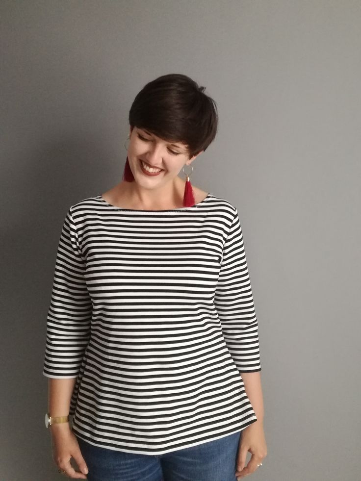 Helen's Coco top - sewing pattern by Tilly and the Buttons