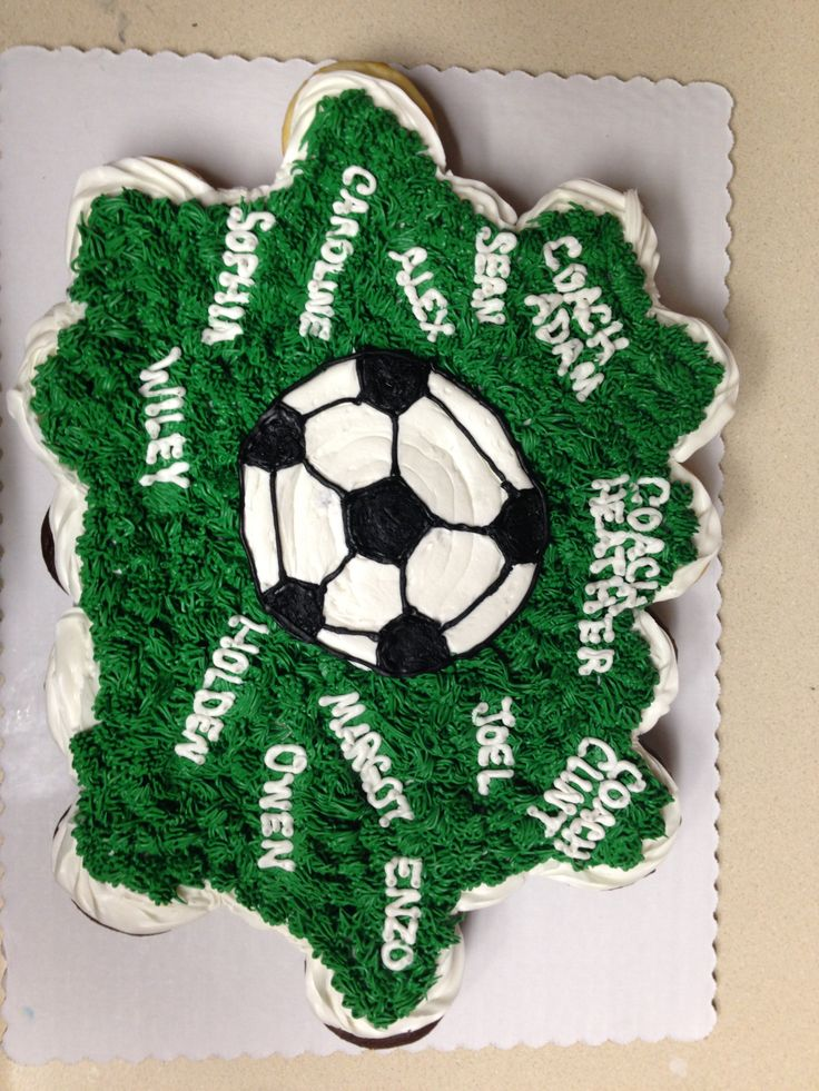25+ best ideas about Soccer cupcakes on Pinterest ...