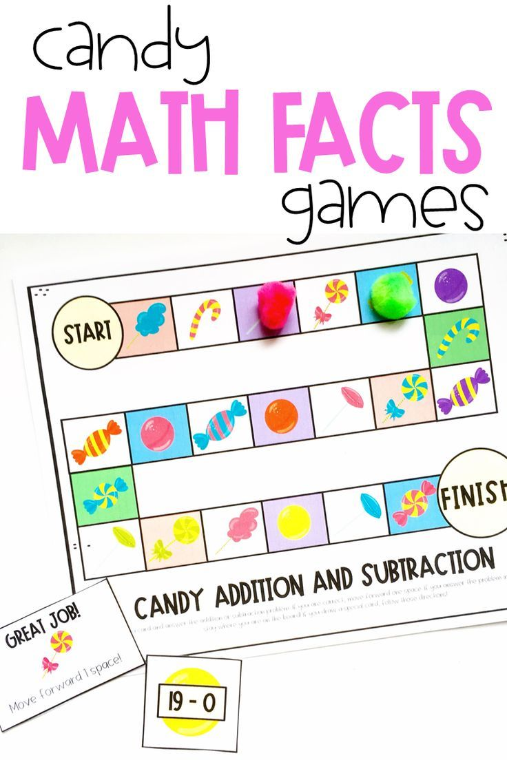 Addition And Subtraction Facts To 20 Activities Games And Math Centers Math Facts Subtraction Facts Addition Math Centers Addition and subtraction facts to 20