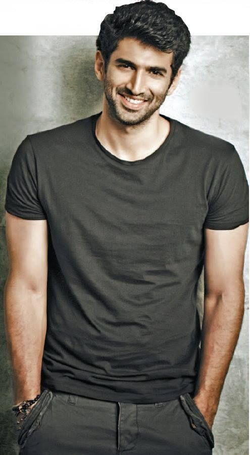 aditya roy kapoor i think he looks like Esteban granero