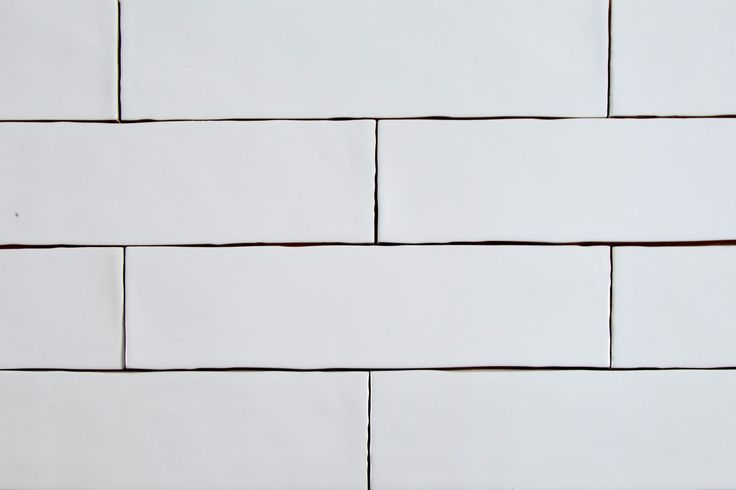 Lusso 3″ x 12″ – Bianco Handmade Look Polished Subway Tile