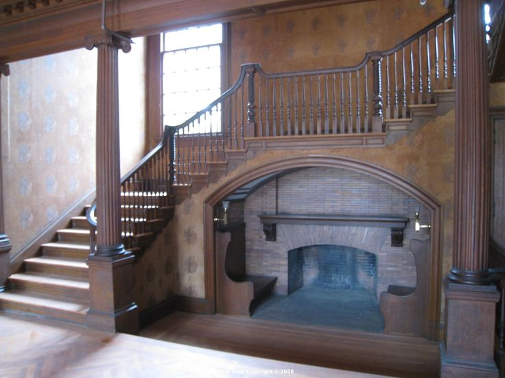 inglenook fireplaces | Cumberland inglenook fireplace and stairs | Fab Fireplaces