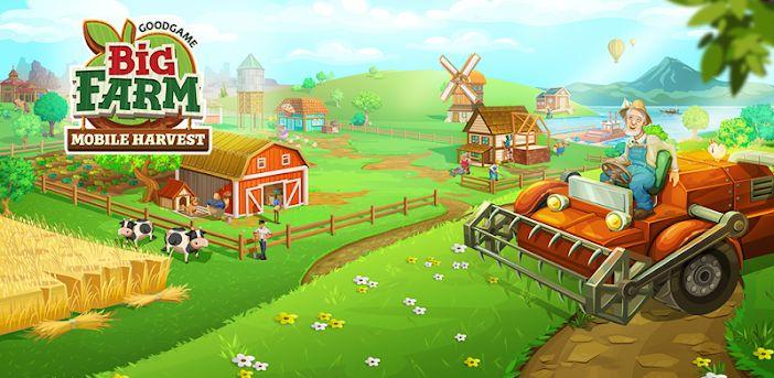 Big Farm Auf Handy Spielen