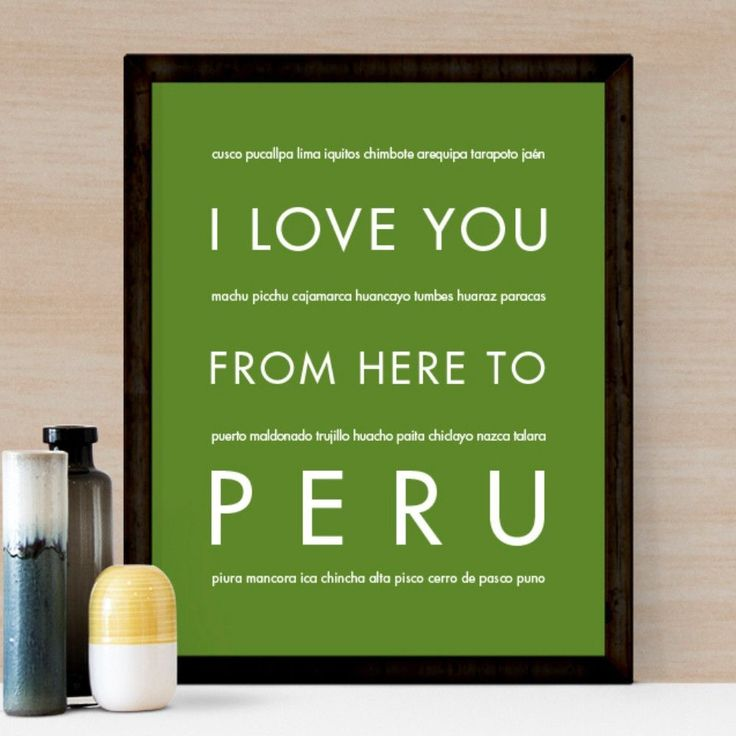 From fabulous South American Native history at Machu Picchu to scenic hiking trails, never forget your travel adventure with this unique typography art. This wall poster makes a special gift to a glob