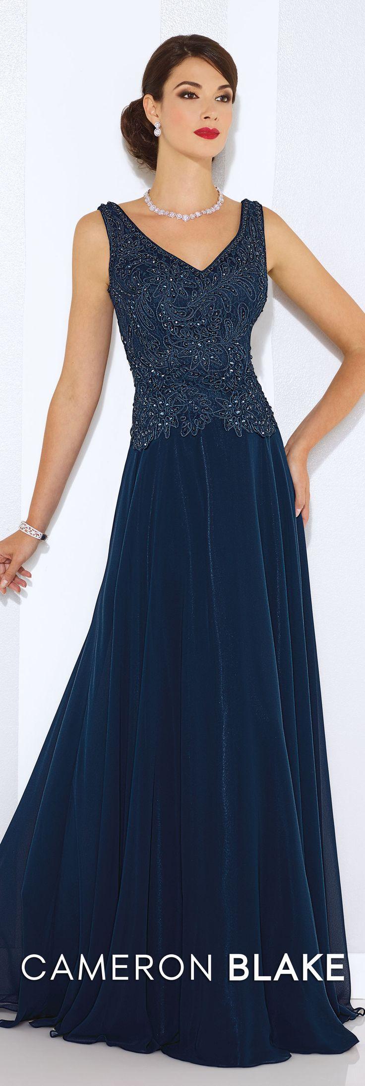 Cameron Blake Spring 2016 - Style No. 116654 #formaleveningdresses