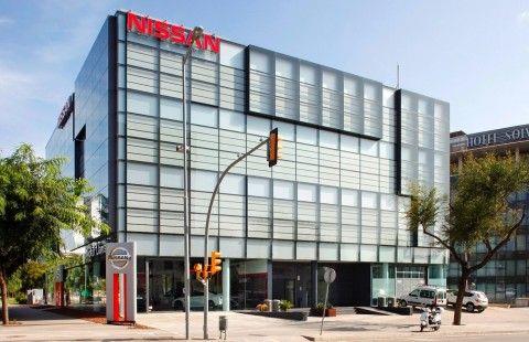 Nissan presenta nissan retail concept su nuevo concepto for Oficinas de iberia en madrid