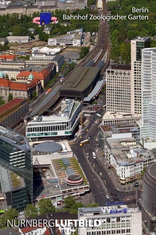 Berlin In 2020 Berlin Zoologischer Garten Luftbild