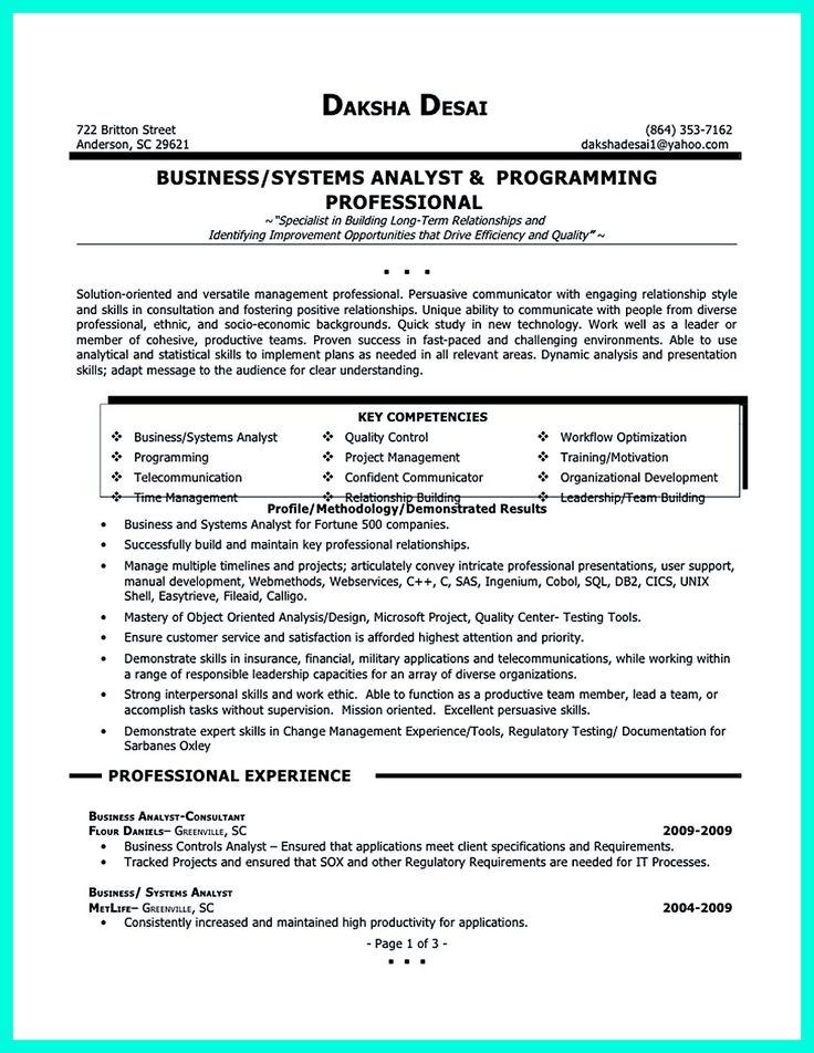 resume job objective data analyst