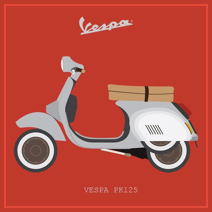 Vespa PK125