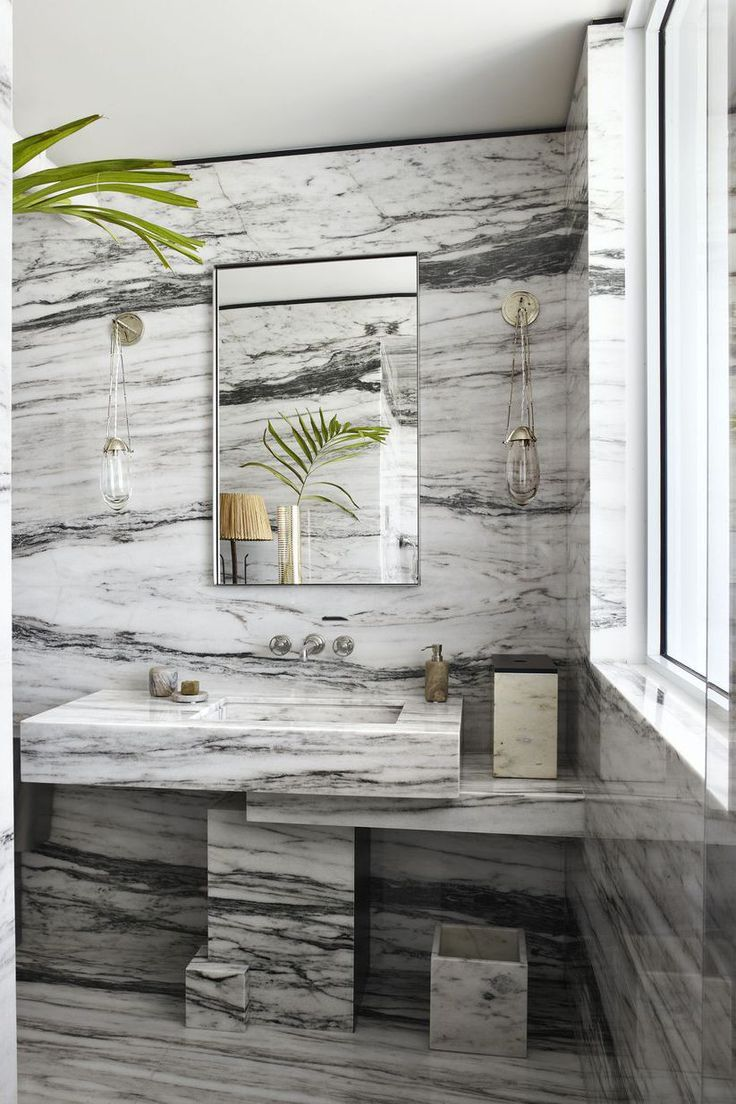 The Bathroom Trends To Keep On Your Radar In 2019 Bathroom Trends Bathroom Design Trends Big Bathroom Decor