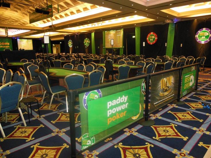 Paddy Power Poker Irish Open