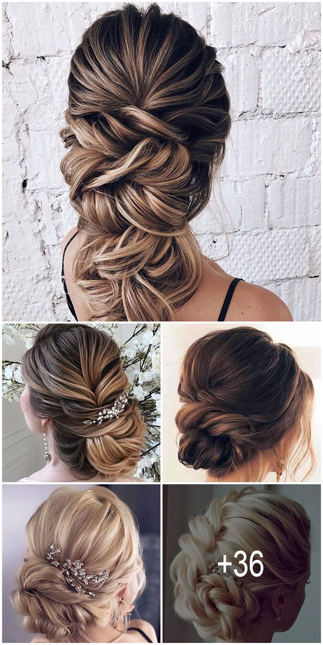36 timeless classical wedding hairstyles | wedding hair side