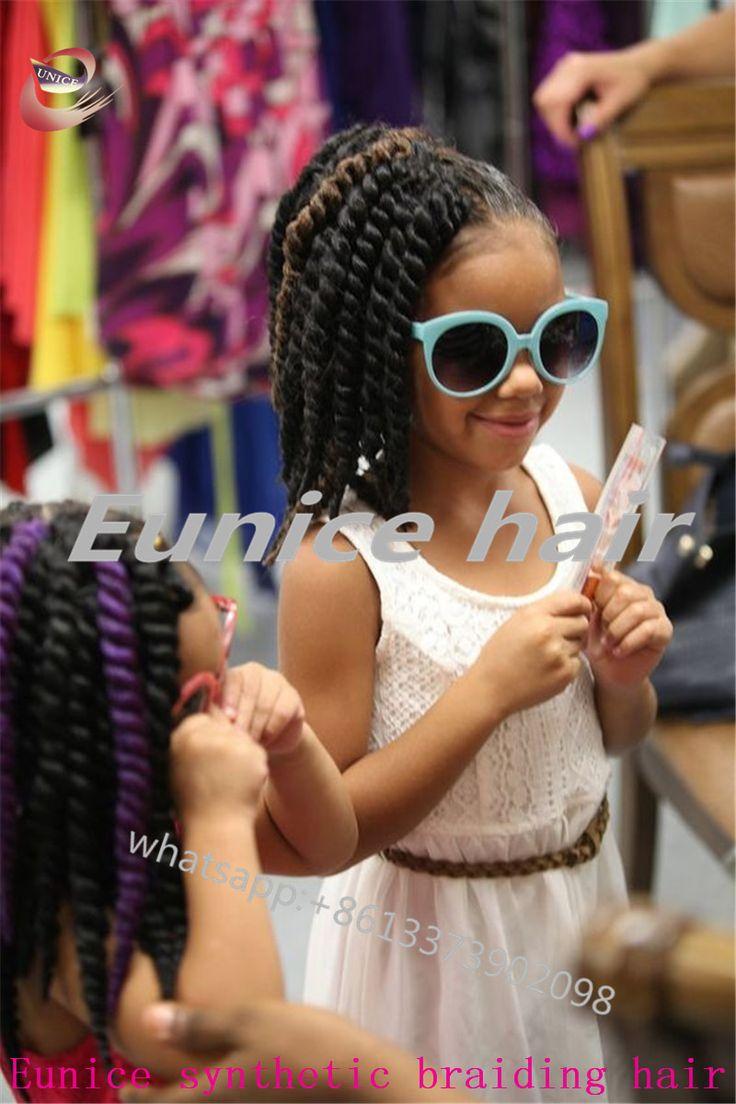 Crochet Braids For Kids Black Senegalese…
