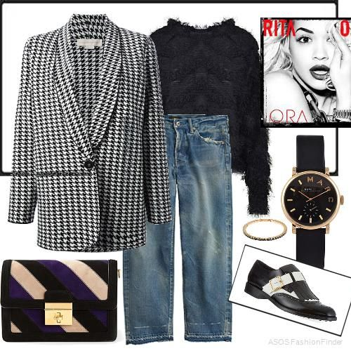 Oversize blazer | Women's Outfit | ASOS Fashion Finder