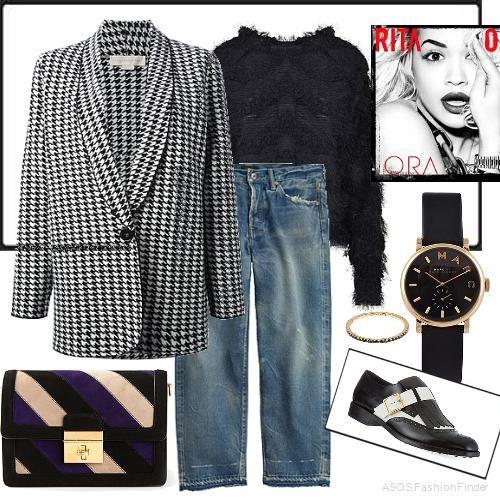 Oversize blazer | Women's Outfit | ASOS Fashion Finder
