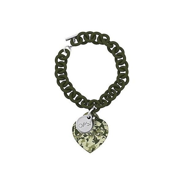 bracciale donna gioielli Ops Objects Camo (€31) ❤ liked on Polyvore featuring accessories