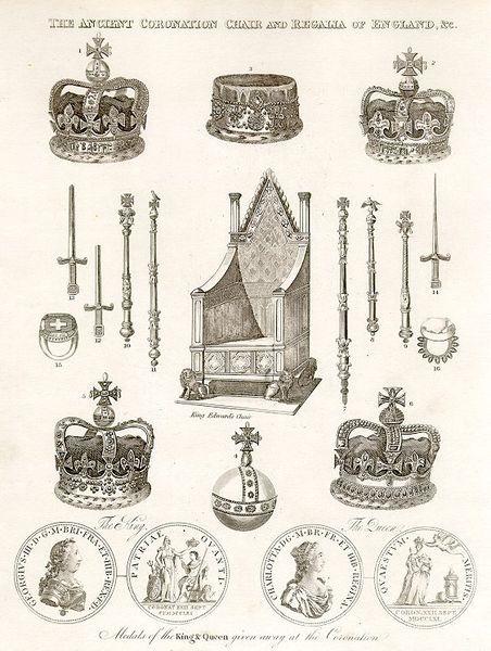 British Royal Jewelry -