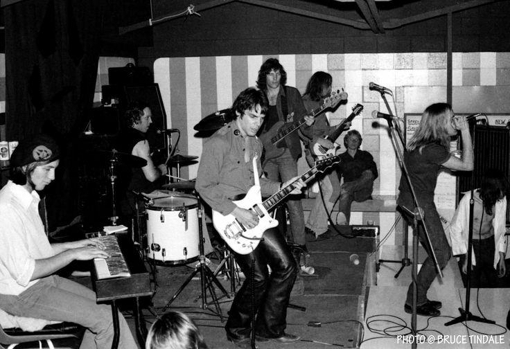 Radio Birdman ANU Bar 1977