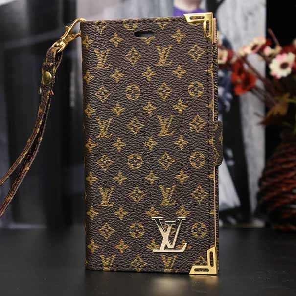 Lv Galaxy Note 4 Wallet Case Louis Vuitton Phone Cover