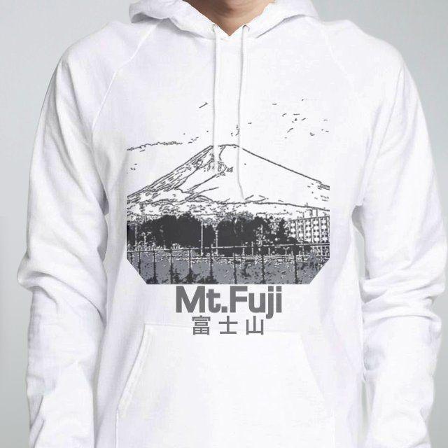 Mt.Fuji 富士山 #snaptee #tshirt