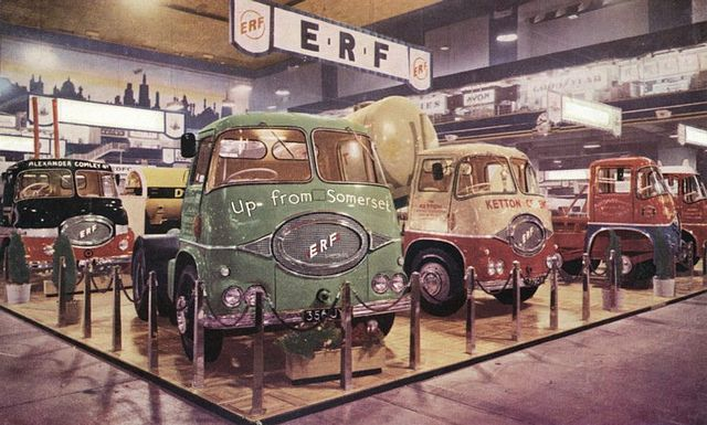 1960 Commercial Vehicle Show