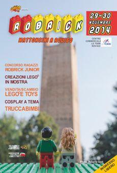 Robrick - Mattoncini a Rovigo - ViaVaiNet - Il portale degli eventi