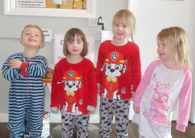 Baking cakes singing songs and scoring goals – North Herts and Stevenage kids raise hundreds