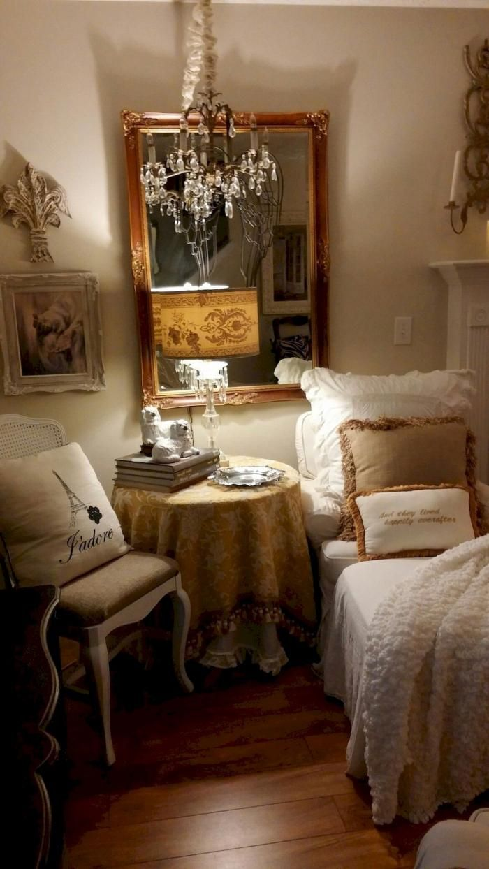 20 Luxury French Country Living Room Decoration Ideas French Country Decorating Living Room