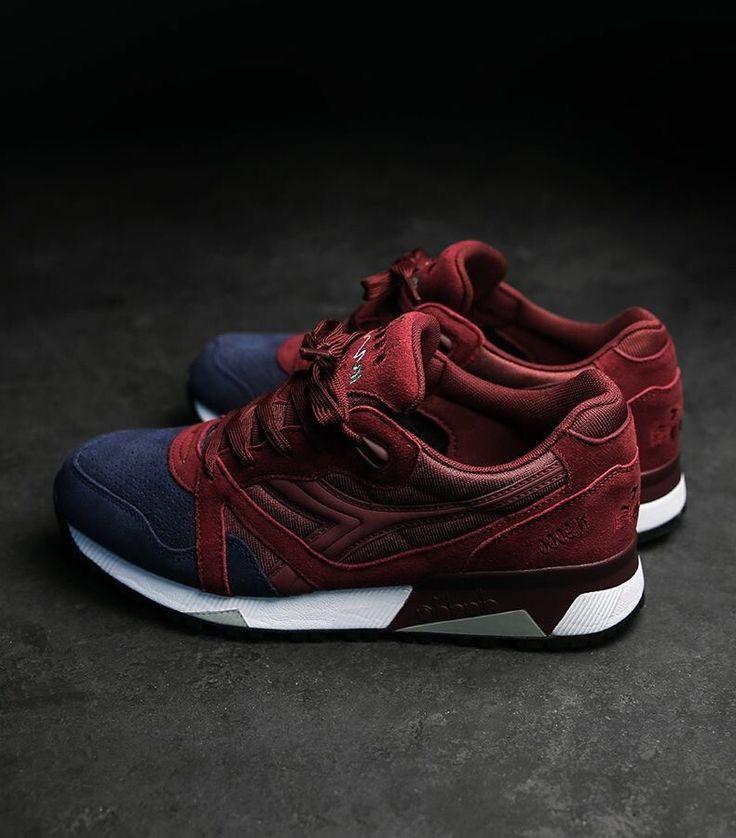 Diadora N.9000|| Follow @filetlondon for more street style #filetlondon.  Asics StyleDiadora SneakersStreetwear ...