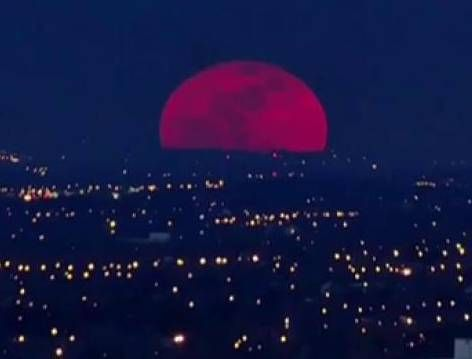 The Supermoon on Monday night will be the biggest and brightest that we've seen in almost a century.