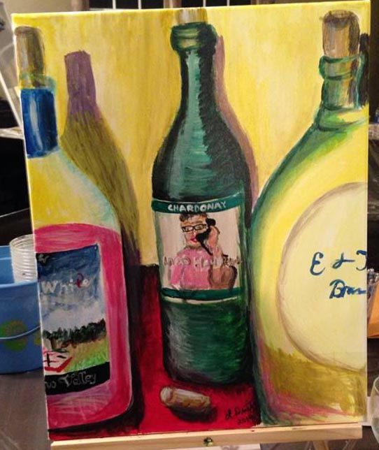 13 best principles of design balance radial images on for Wine and painting mn